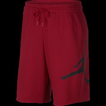 Air Jordan Air Jordan Mens Jumpman Fleece Shorts 'Red' AQ3115 687