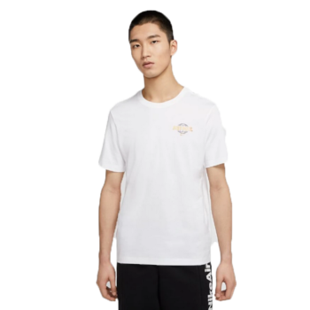 Nike Nike Olympic Preheat 'Just Do-it' Tee White CT6553 100