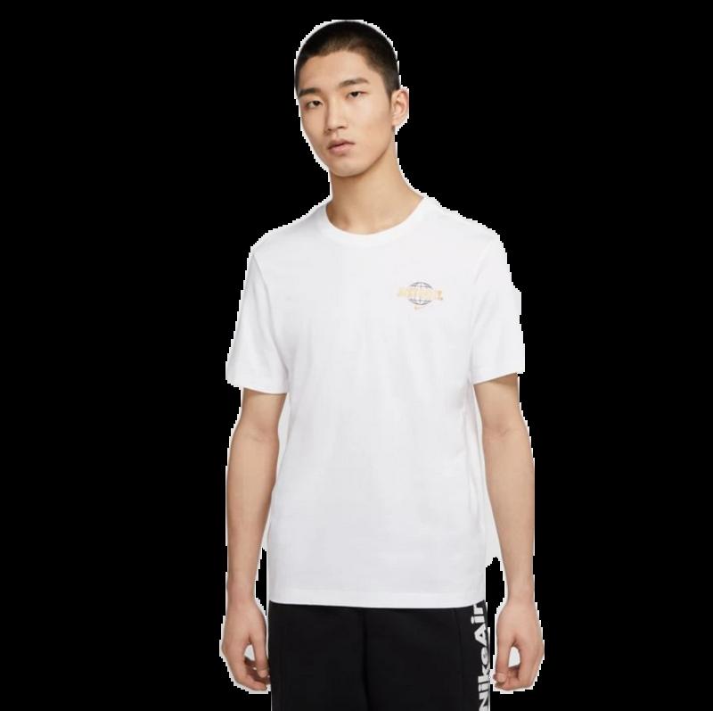 Nike Nike Olympic Preheat 'Just Do-it' Tee White CT6553 100
