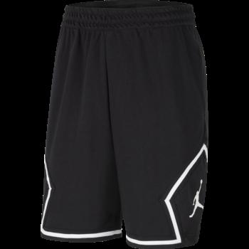 Air Jordan Air jordan Mens Jumpman Fleece Shorts 'Black/White' CV7317 012