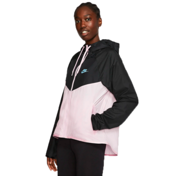 Nike Nike Women's Sports Windrunner 'Pink/Black/Blue' BV3939 663