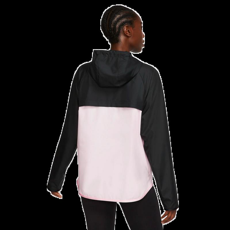 Nike Nike Women's Windrunner 'Pink/Black/Blue' BV3939 663