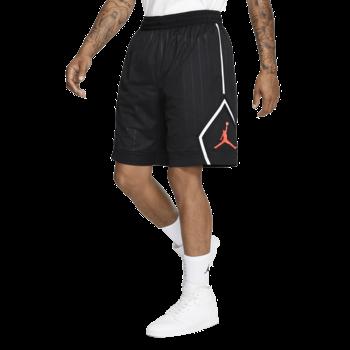 """Air Jordan Air Jordan Jumpman """"Diamond"""" Shorts Black/White CD4908 010"""