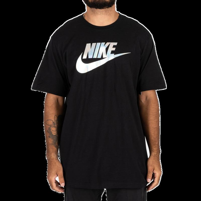 Nike Nike HBR Festival Tee Black/Chrome/Iridescent CT6879-010