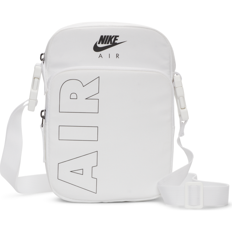 "Nike Nike Big Air Strap Bag ""White/Black"" CU9081 100"