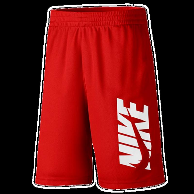 Nike Nike Kids Dri-Fit Training Shorts 'Red' CJ7744 657