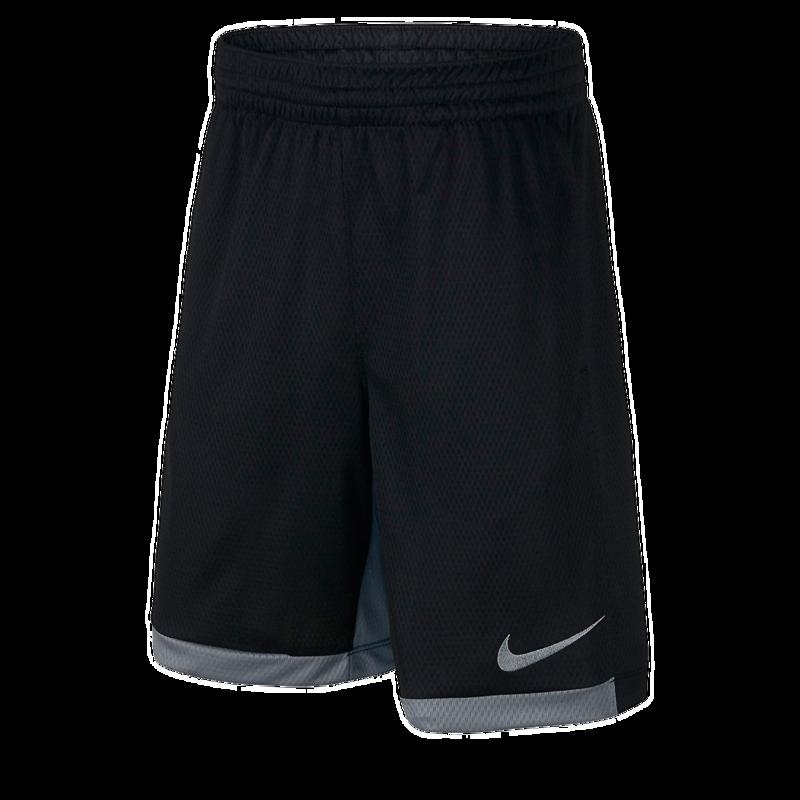 Nike Nike Kids Dri-Fit Swoosh Training Shorts 'Black' 939655 010