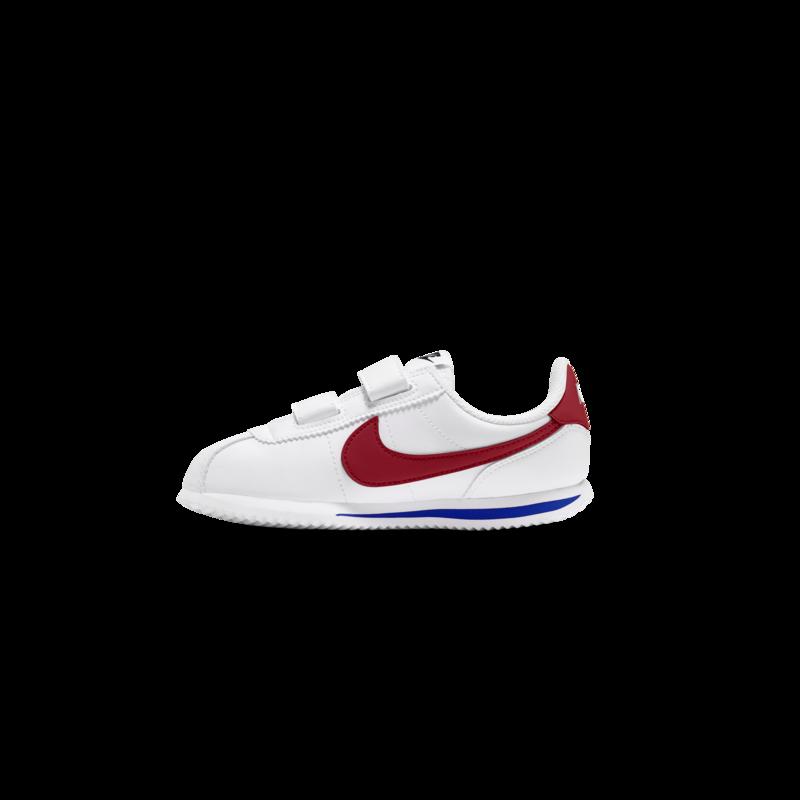 "Nike Nike Cortez Basic SL ""White/Varsity Red"" PS 904767 103"