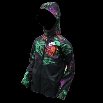 "Nike Nike Kids Girls Sportswear Windrunner ""Floral"" CN6278 343"