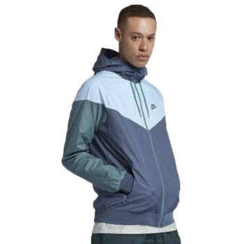 Nike Nike Men's Windrunner Powder Blue/Aqua 727324 491