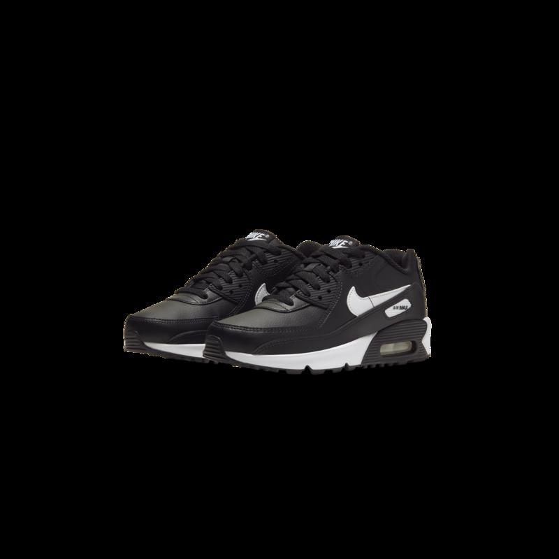 Nike Nike Air Max 90 LTR Gradeschool 'Black/White' CD6864 010