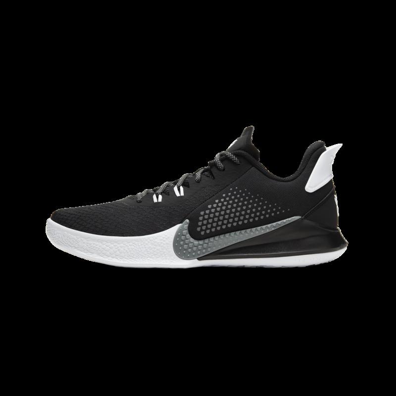 Nike Nike Men's 'Mamba Fury' Black/Smoke Grey-White CK2087 001