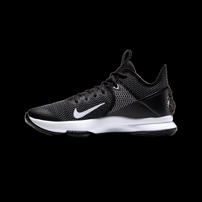 Nike Nike Men's Lebron Witness IV 'Black/White/Iron-Grey BV7427 001