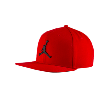Air Jordan Air Jordan Pro Jumpman Snapback Red/Black AR2118 687
