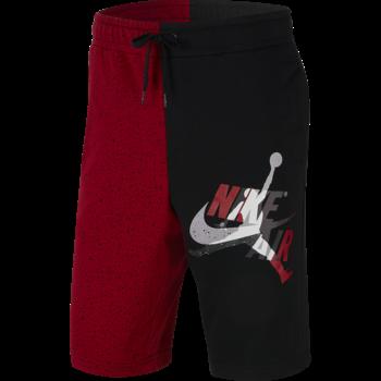 Air Jordan Air Jordan Men's Jumpman Classics Fleece Shorts Black/Red CK2854 010