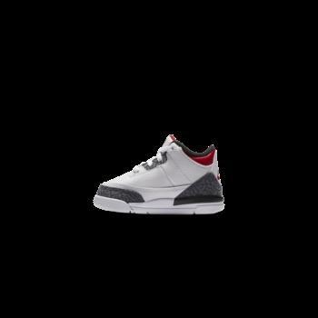 Air Jordan Air Jordan 3 Retro SE Denim 'Fire Red' Toddler DB0442 100