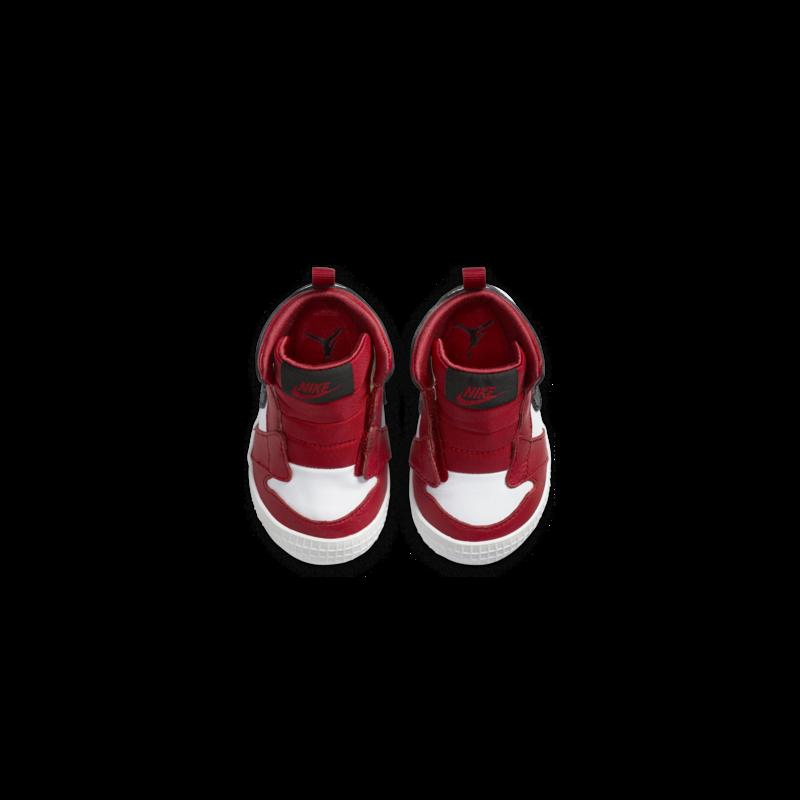 Air Jordan Air Jordan 1 'Chicago' Crib Bootie Red/Black AT3745 601