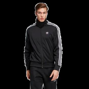 Adidas Adidas Men's Firebird Track Top Black/White GF0213