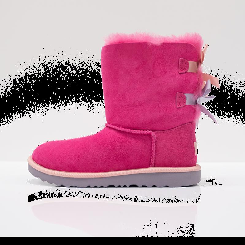 UGG Ugg Bailey Bow II Boot- Pink (1017394K)