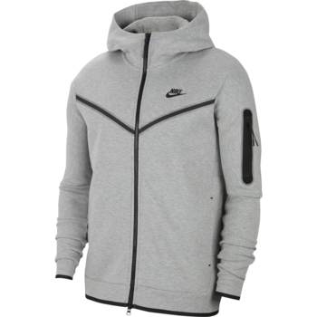 Nike Nike Men's Tech Fleece Jacket Grey CU4489 063