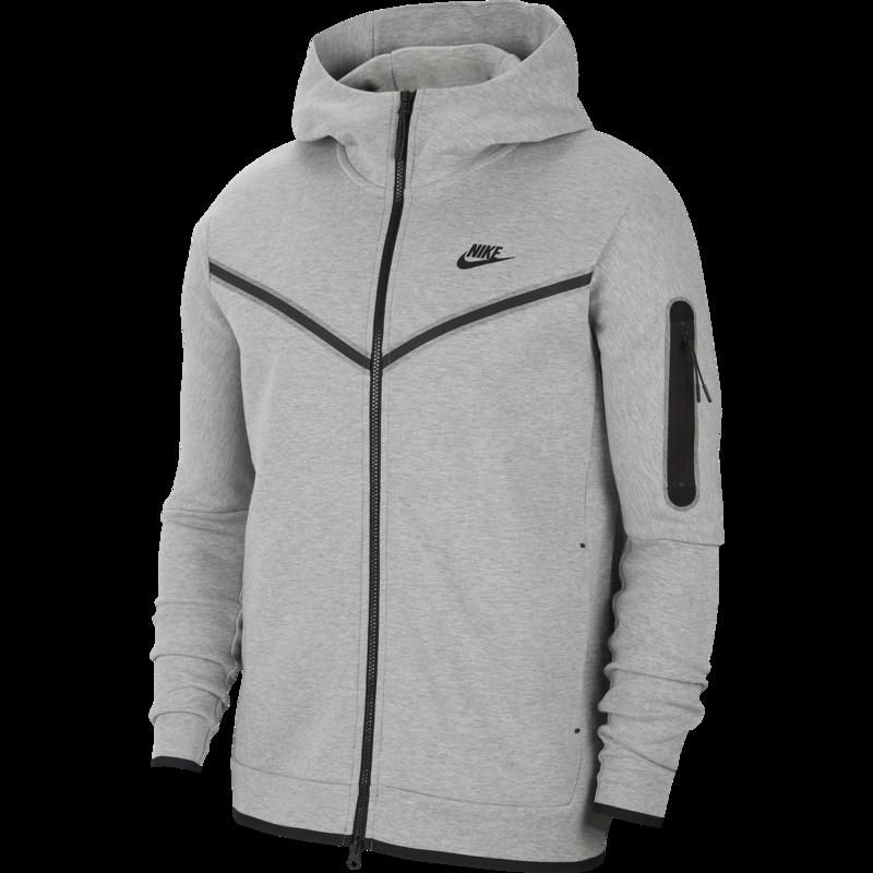 Nike Nike Men's Tech Fleece Jacket Grey CU4489 063