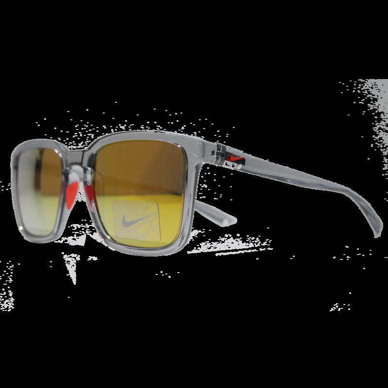Nike Nike Circuit Wolf Grey/Orange Mirror Sun Frames EV1195 080
