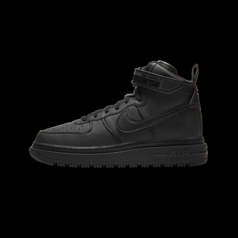 Nike Nike Men's Air Force 1 Boot Black/Black-Anthracite DA0418 001