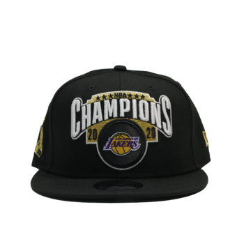New Era New Era Los Angeles  Lakers Champions Snap Back