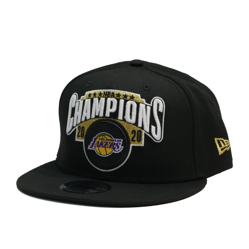 New Era New Era Los Angeles  Lakers Champions Snap Back