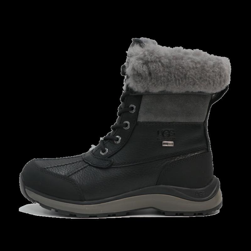 UGG UGG Women's Adirondack III Boot (1095141) 2019 Black/Grey