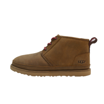UGG UGG Men's Neumal Waterproof Boot Grizzly Brown 1017254