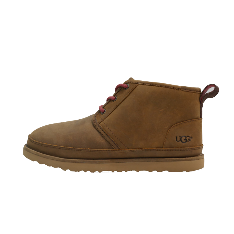 UGG UGG Men's Neumal Waterproof Boot Grizzly Brown 1017254
