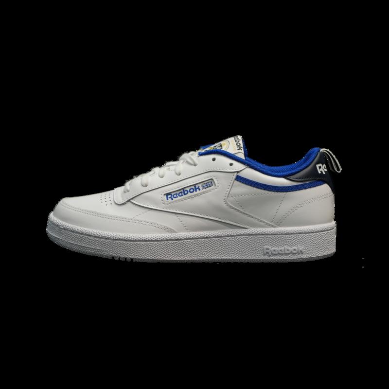 Reebok Reebok Men's Club C 85 White/Blue FX4968
