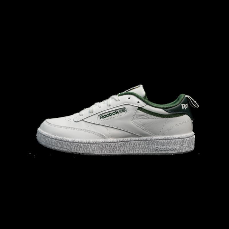 Reebok Reebok Men's Club C 85 White/Green FX4970