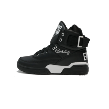 EWING Ewing 33 HI  Black Leather/White 1EW90014-011