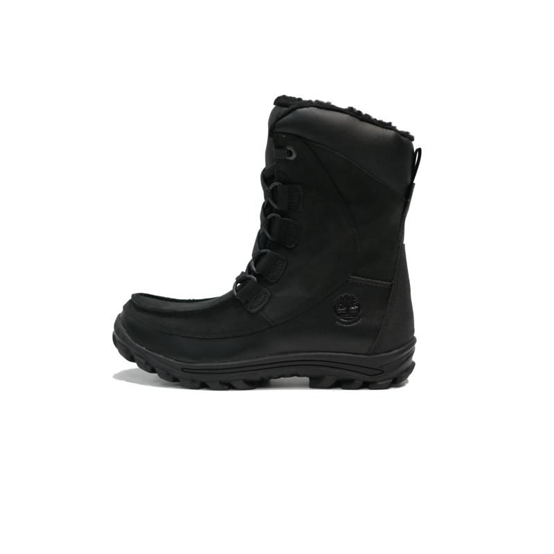 TIMBERLAND Timberland Chillberg WP Mid Boot - Black Nubuck - TB0A137G 001