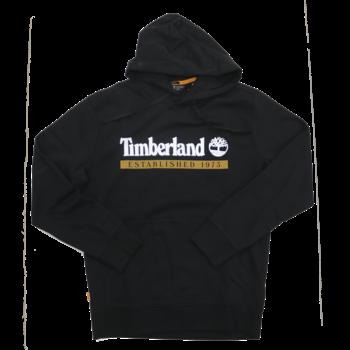 TIMBERLAND Timberland Classic Logo Black Hoodie TB0A2AMS P56