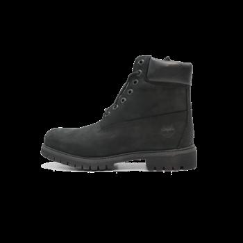 TIMBERLAND Timberland - 6in Premium Boot *Black Suede* (10073)