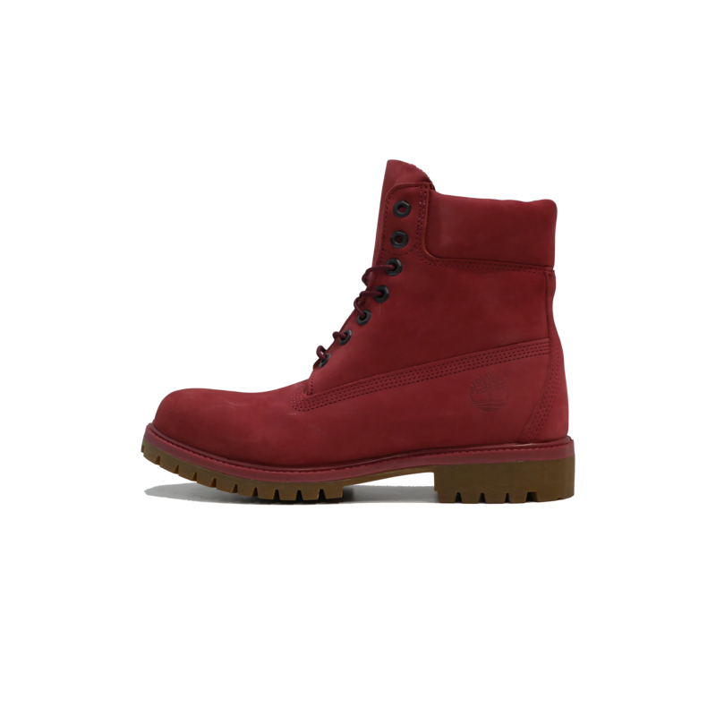 TIMBERLAND Timberland 6IN Prem Bt Red/Pomegranate (TB0A1QYG)
