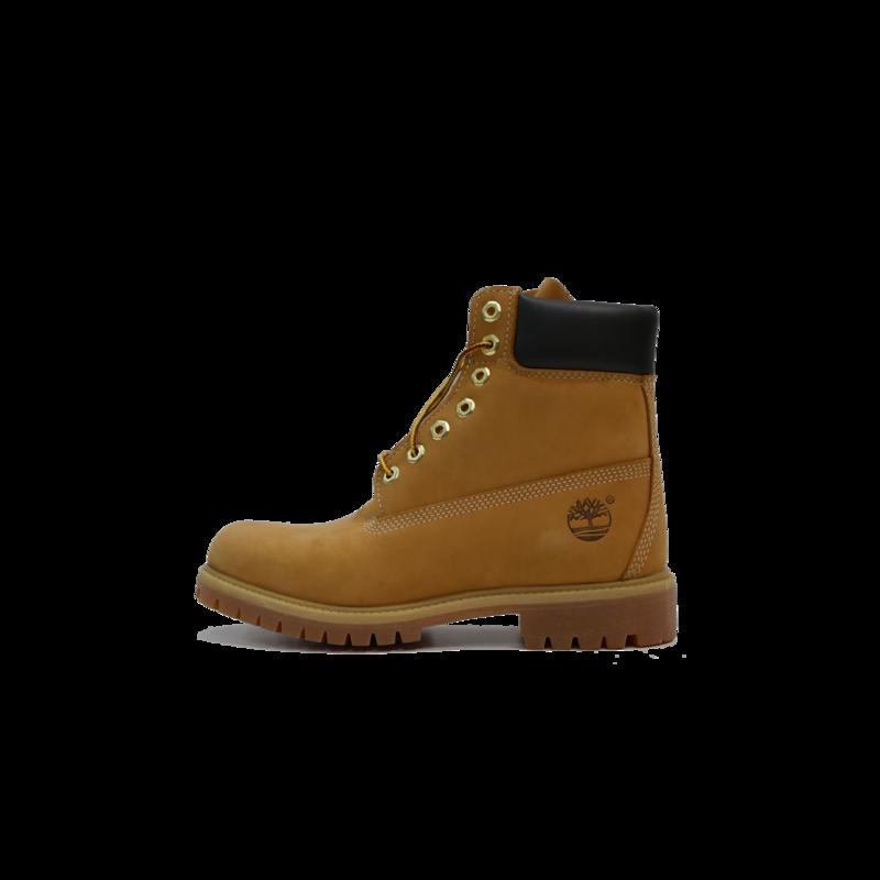 TIMBERLAND Timberland Youth Premium 6in Waterproof Boot Wheat Nunuck TB012907 713