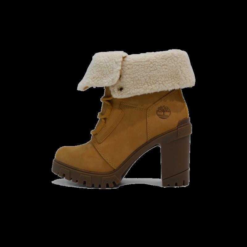 TIMBERLAND Timberland Women's Lana Point Warm Fold-Down Boots Wheat TB0A2MSD 231