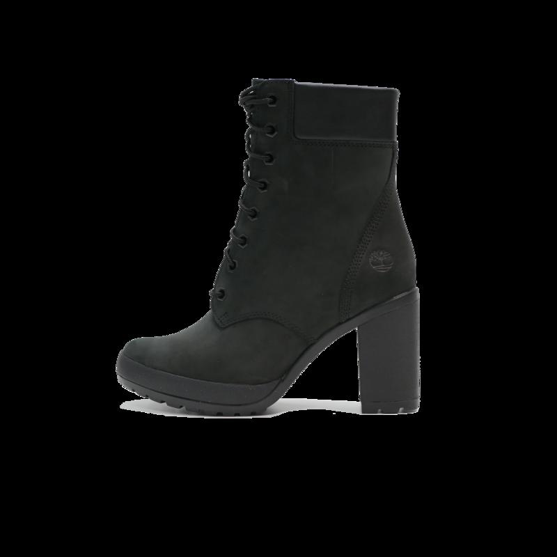 TIMBERLAND Timberland Women's Camdale 6-Inch Boots Black Nubuck TB0A1SEF 001