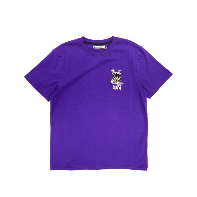 BKYS BKYS 'Lucky Charm'  Corner - Purple