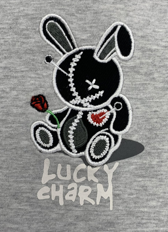 BKYS BKYS 'Lucky Charm'  Corner - Gray