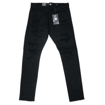 Jordan Craig Men's Legacy Jeans 'Jet Black' JM3436A