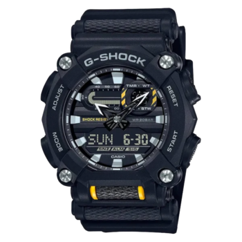 G-Shock GA900-1ACR Black Yellow