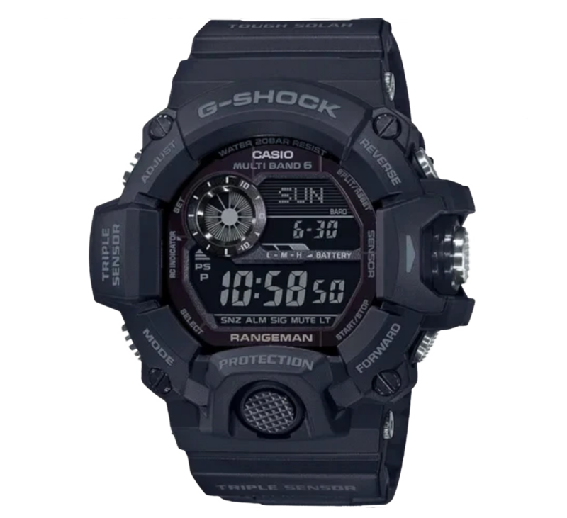 g-shock G-Shock GW900-1B Colour Add Block