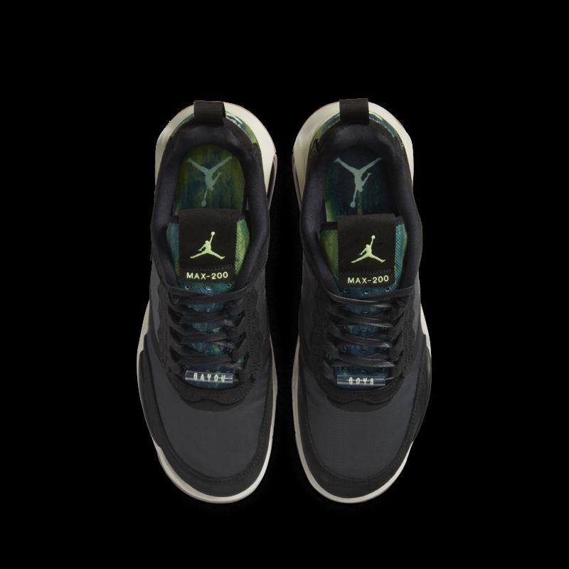 Air Jordan Air Jordan Max '200 BBS' Black/Lime Blast-Anthracite DC2134 001