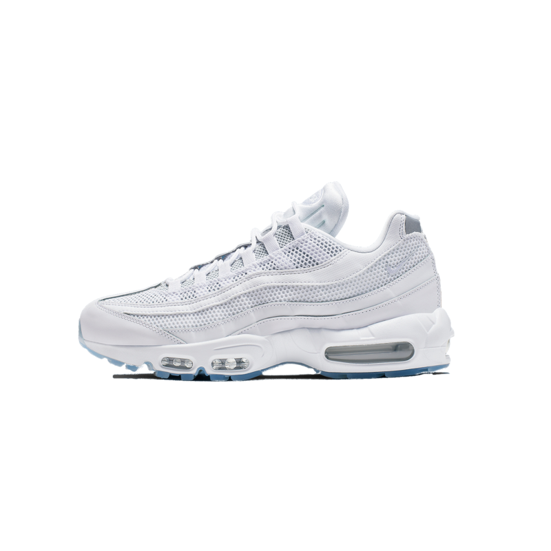 Nike - Air max 95 Essensial Triple White Ice 749766-115