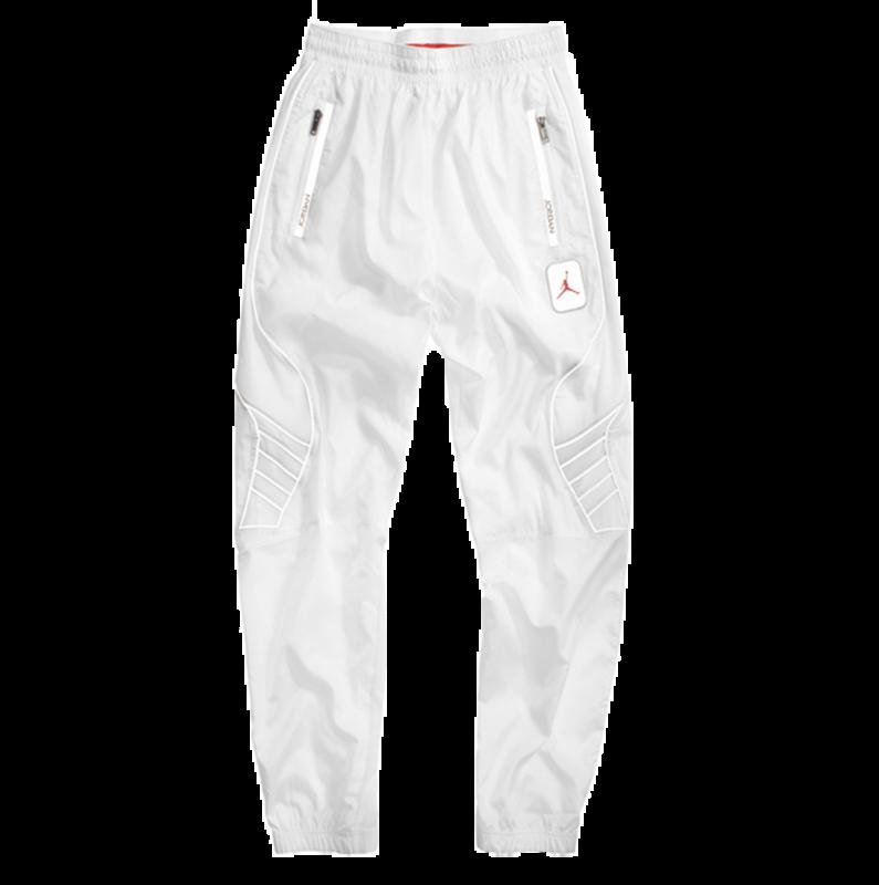 Air Jordan Air Jordan Mens 3M Logo Track Pant 'White' CU1670 100
